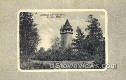 Dreamwold, The Tower - Scituate, Massachusetts MA Postcard