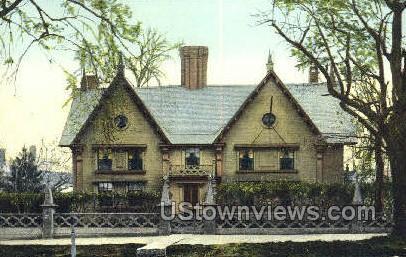 Birthplace of Col Timothy Pickering 1745 - Salem, Massachusetts MA Postcard