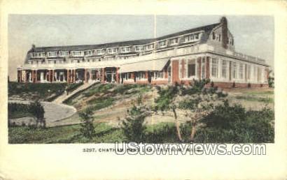 Chatham Bars Inn - Massachusetts MA Postcard