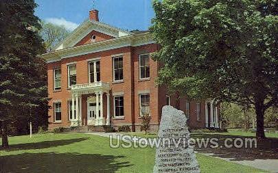 Court House - Great Barrington, Massachusetts MA Postcard