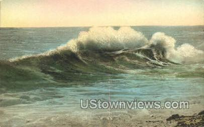 Breakers - Chatham, Massachusetts MA Postcard