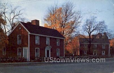 Quincy, Massachusetts, MA Postcard