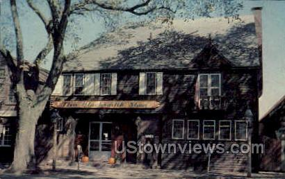 The Blacksmith Shop - Rockport, Massachusetts MA Postcard