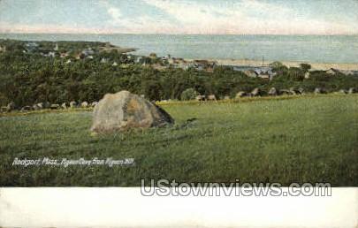 Pigeon Cove - Rockport, Massachusetts MA Postcard