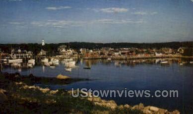 Rockport, Massachusetts, MA Postcard