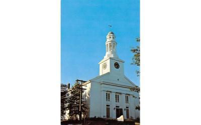 The Old Sloop Rockport, Massachusetts Postcard