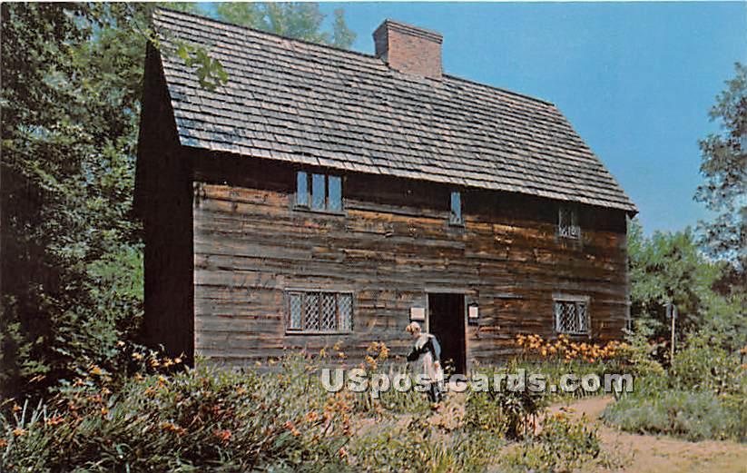 Governor's Faire Hosue - Salem, Massachusetts MA Postcard