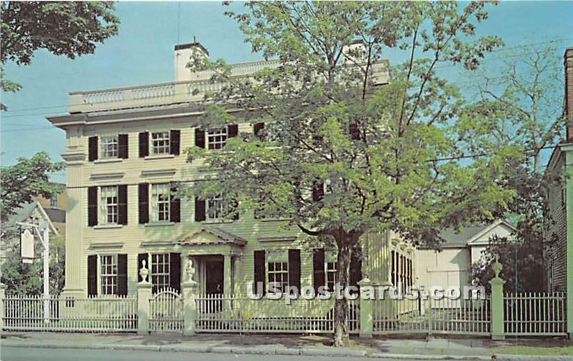 Peirce Nichols House 1782 - Salem, Massachusetts MA Postcard