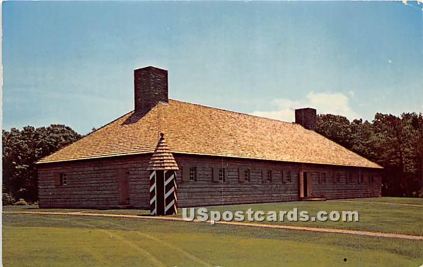 Heritage Plantation - Sandwich, Massachusetts MA Postcard