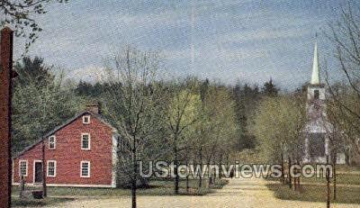 Old Sturbridge Village, MassOld Sturbridge Village, MA - Massachusetts MA Postcard
