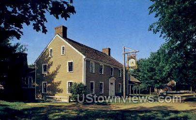 village Tavern - Old Sturbridge Village, Massachusetts MA Postcard