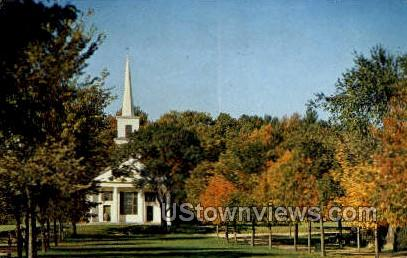 Old Sturbridge Village, Massachusetts    ;     Old Sturbridge Village, Mass Postcard
