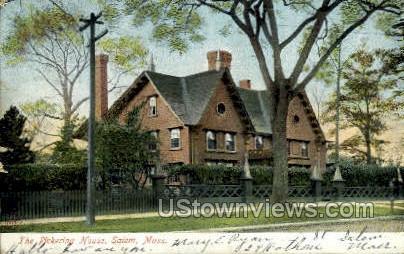 The Pickering House - Salem, Massachusetts MA Postcard