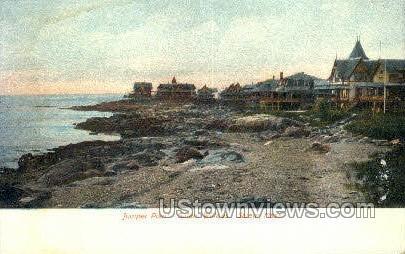 Juniper Point - Salem, Massachusetts MA Postcard