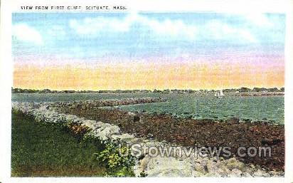 Scituate, Massachusetts, MA Postcard