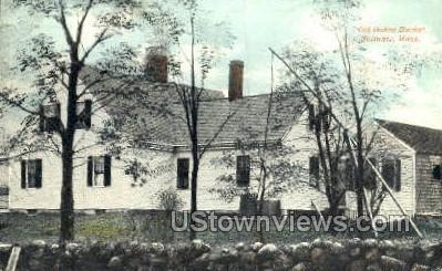 Old Oaken Bucket - Scituate, Massachusetts MA Postcard