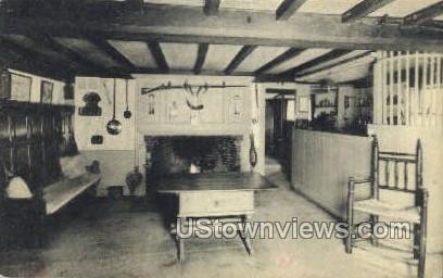 The Old Bar Room - South Sudbury, Massachusetts MA Postcard