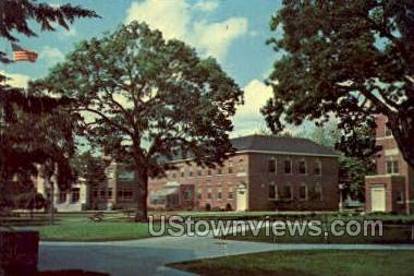 American International College - Springfield, Massachusetts MA Postcard
