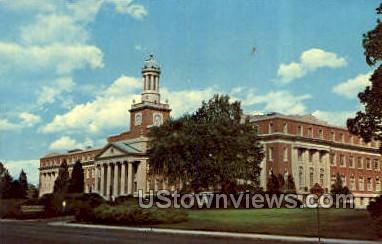 Mass Mutual Insurance Co - Springfield, Massachusetts MA Postcard
