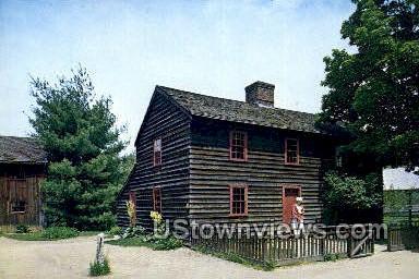The John Fenno House - Sturbridge, Massachusetts MA Postcard