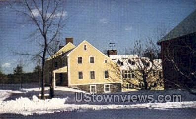 The Village Tavern - Sturbridge, Massachusetts MA Postcard