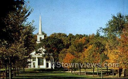 Old Sturbridge Village - Massachusetts MA Postcard