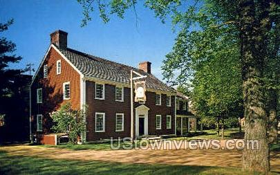 The Tavern - Sturbridge, Massachusetts MA Postcard
