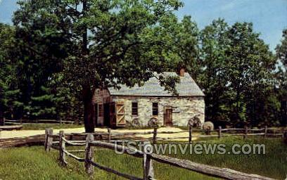 The Moses Wilder Blacksmith Shop - Sturbridge, Massachusetts MA Postcard