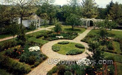 Residence of General Salem Towne - Sturbridge, Massachusetts MA Postcard