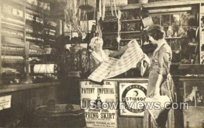 Miner Grant's General Store - Sturbridge, Massachusetts MA Postcard