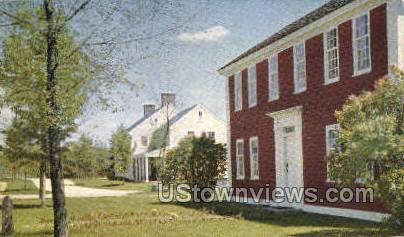 Village Tavern - Sturbridge, Massachusetts MA Postcard