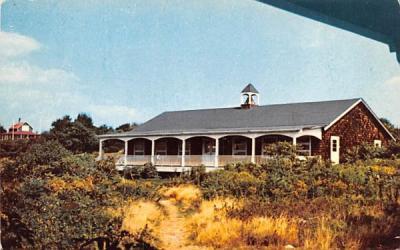 Bakers Island Salem, Massachusetts Postcard