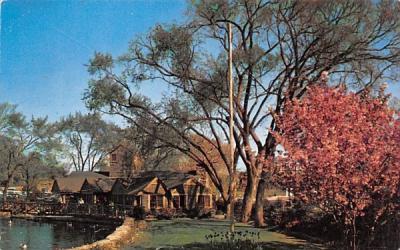 The Old Grist Mill Seekonk, Massachusetts Postcard
