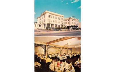 The Oaks Inn Springfield, Massachusetts Postcard