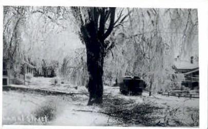 Reproduction - Canal Street - Misc, Massachusetts MA Postcard