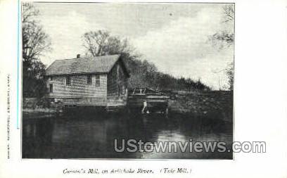 Curson's Mill - Misc, Massachusetts MA Postcard