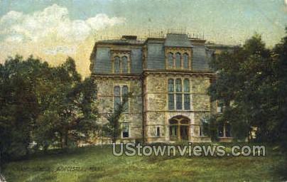 Normal School - Worcester, Massachusetts MA Postcard