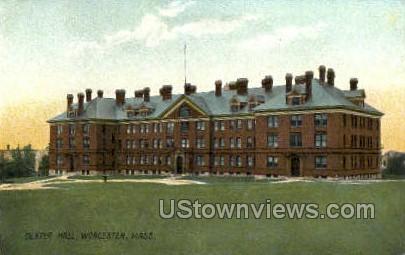 Dexter  - Worcester, Massachusetts MA Postcard