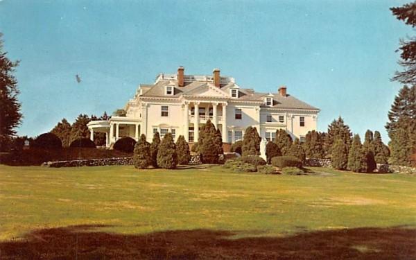 Convent  Wakefield, Massachusetts Postcard