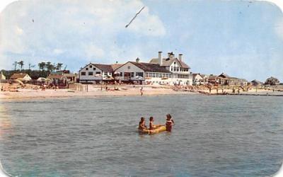 The Lighthouse Inn West Dennis, Massachusetts Postcard