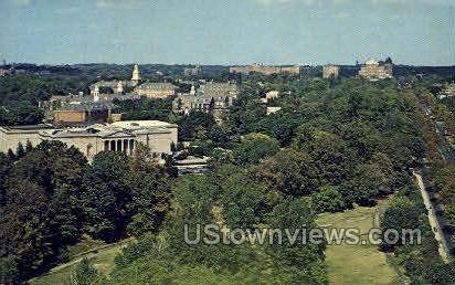 The Johns Hopkins University - Baltimore, Maryland MD Postcard