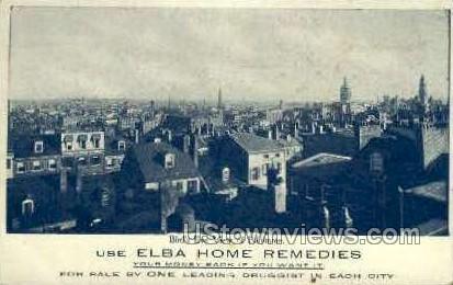 Baltimore, Maryland     ;     Baltimore, MD Postcard