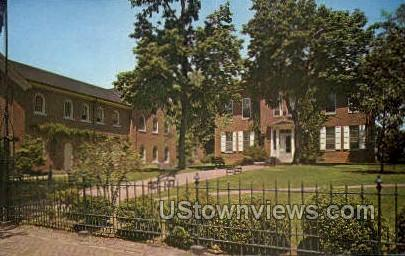Kent County Court House - Chestertown, Maryland MD Postcard