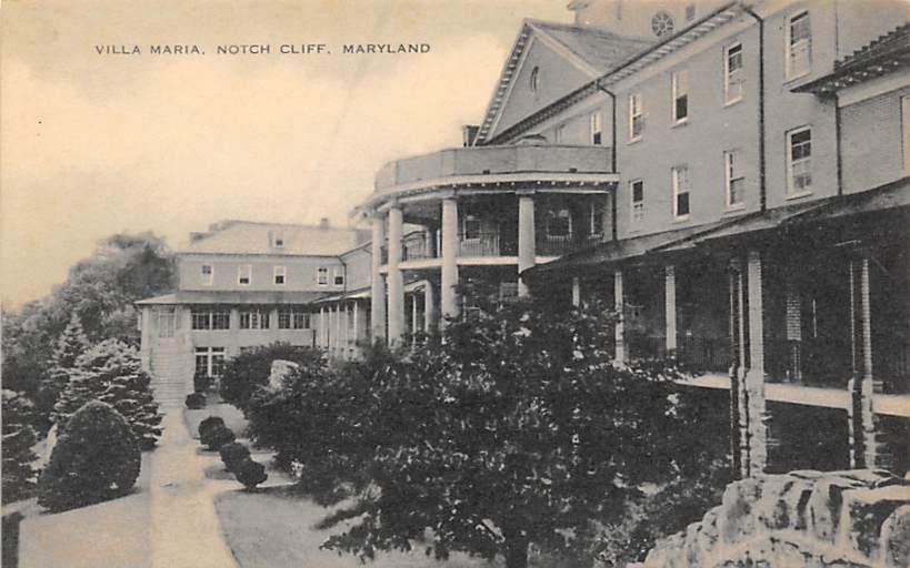 Notch Cliff MD