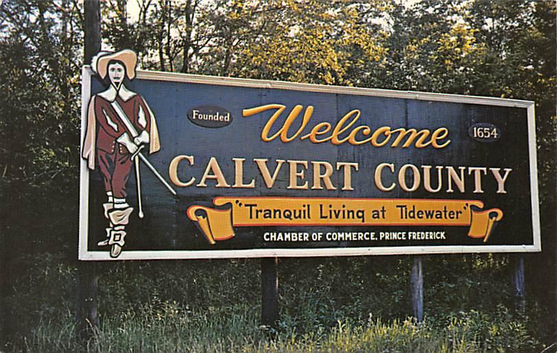 Calvert County MD