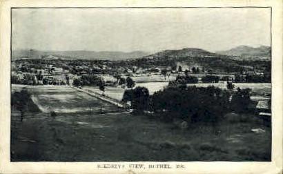 Bethel, Maine, ME Postcard