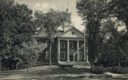Gould Academy - Bethel, Maine ME Postcard