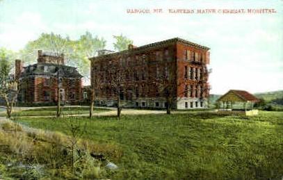 Eastern Maine General Hospital - Bangor Postcard