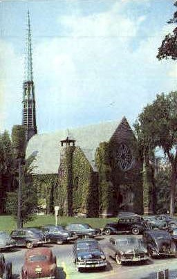 All Souls Congregational Church - Bangor, Maine ME Postcard