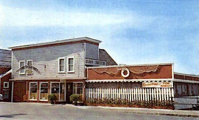 The Fish Net Restaurant & Fish Market - Bar Harbor, Maine ME Postcard